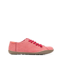Camper Lace Up Sneakers