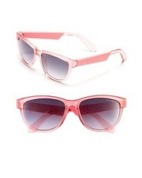 Carrera Eyewear 55mm Sunglasses Pink One Size