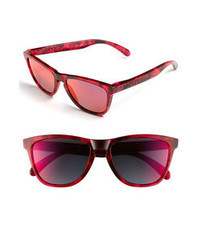 Oakley Frogskins Sunglasses Tortoise Pink One Size