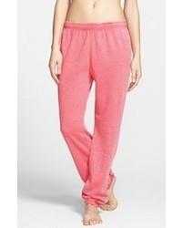 Hot Pink Sweatpants