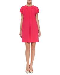 Hot Pink Swing Dress