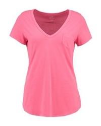 Gap Basic T Shirt Pink