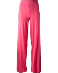 Hot Pink Wide Leg Pants