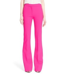 Victoria Beckham Victoria Wool Blend Flare Pants