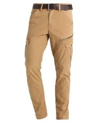s.Oliver Cargo Trousers Beige