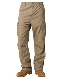 Carhartt WIP Columbia Cargo Trousers Leather Rinsed