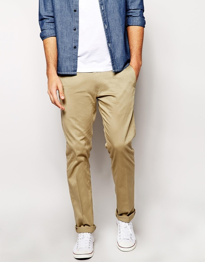 professional design classic chic enjoy cheap price £127, Diesel Chinos P Aily Slim Tapered Fit
