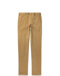 Loro Piana Cotton Blend Twill Chinos