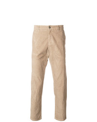 Gucci Creased Corduroy Trousers