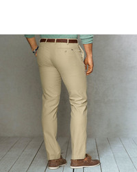 Polo Ralph Lauren Straight Italian Cotton Pant