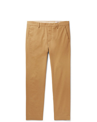 Nn07 Theo Tapered Cotton Blend Chinos
