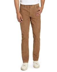 Khaki Corduroy Jeans