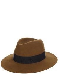 Maison Michel Henrietta Showerproof Fur Felt Hat