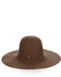 Maison Michel Trent Fur Felt Hat