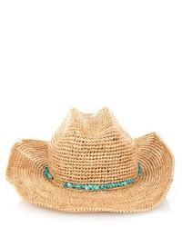 Melissa Odabash Elle Straw Hat