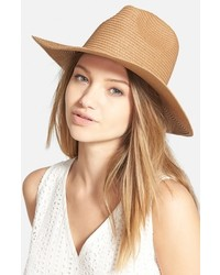 Madewell Pieced Straw Hat