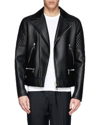 Leather biker jacket original 8637635