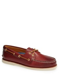 Leather boat shoes original 525168