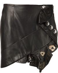Leather mini skirt original 1464009
