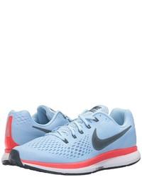 Light Blue Athletic Shoes