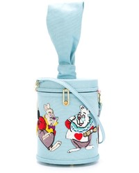 Olympia Le-Tan White Rabbit Shoulder Bag
