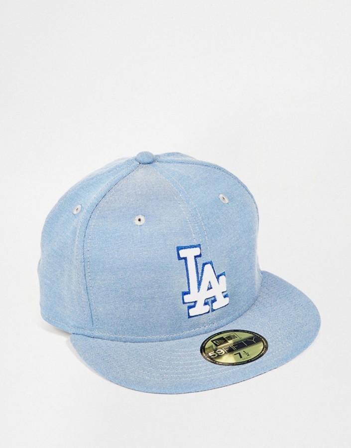 e3ab5c97 £45, New Era 59fifty Teamox La Dodgers Fitted Cap