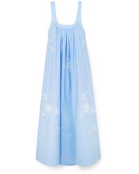 Light Blue Beach Dress