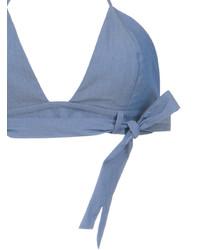 Adriana Degreas Denim Bikini Set Unavailable