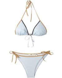 Fendi Triangle Bikini