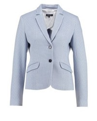More & More Blazer Wavy Blue