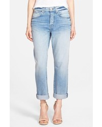 7 For All Mankind The Cropped 1984 Boyfriend High Rise Jeans