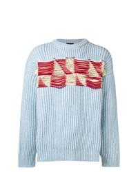 Calvin Klein 205W39nyc Knit Design Sweater