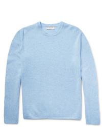 Burberry London Mlange Cashmere Sweater