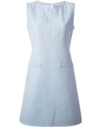Light Blue Casual Dress