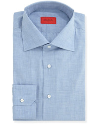 Light Blue Chambray Dress Shirt