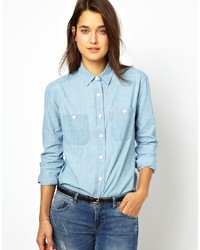 Jack Wills Chambray Shirt