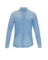 Glanshirt Kent Chambray Shirt