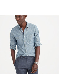 new arrival good looking order Men's Light Blue Long Sleeve Shirts from J.Crew | Men's Fashion ...