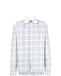 Lanvin Drawstring Collar Shirt