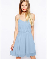 ccba46595b ... Asos Collection Chiffon Cami Skater Dress