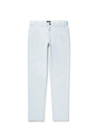 Club Monaco Connor Slim Fit Cotton Twill Chinos