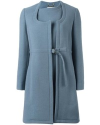 Chloé D Ring Belted Coat