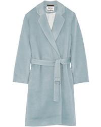 Acne Studios Elga Alpaca And Wool Blend Coat
