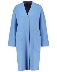 Embassy classic coat cielo medium 4000521