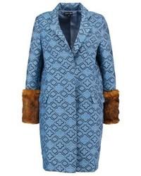 Sister Jane Mad Sounds Classic Coat Blue