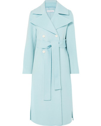 Rejina Pyo Simone Belted Wool Blend Felt Coat