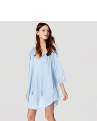 Light Blue Cover-up