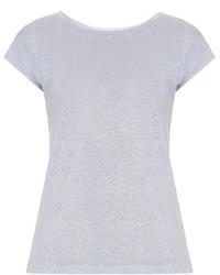 Acne Studios Narda Linen T Shirt