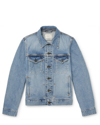 rag & bone Definitive Slim Fit Denim Jacket