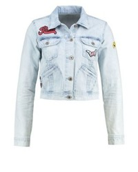 Denim jacket light azure medium 3940612